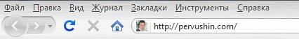 Favicon.ico в адресной строке браузера