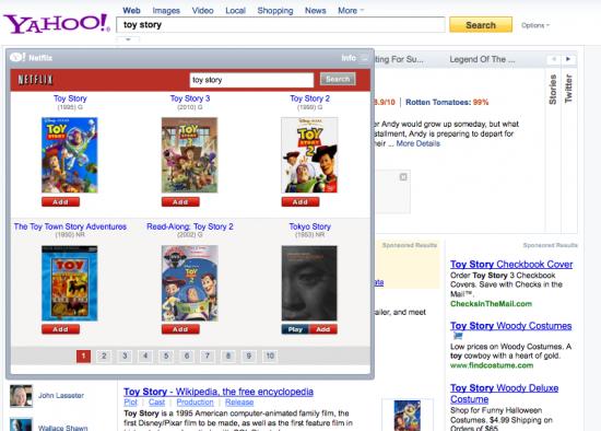 Yahoo! презентует новые мобильные и поисковые приложения