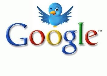 Поисковик Google учитывает ссылки из Twitter и Facebook