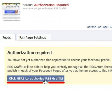 Проходим авторизацию приложения