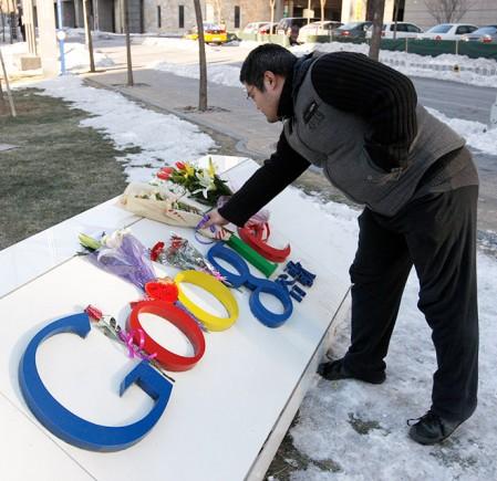 Компания Google обвиняет Китай в блокировке почты Gmail