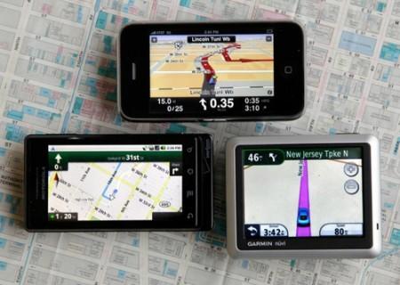 Навигация от Google работает только в Москве и Подмосковье