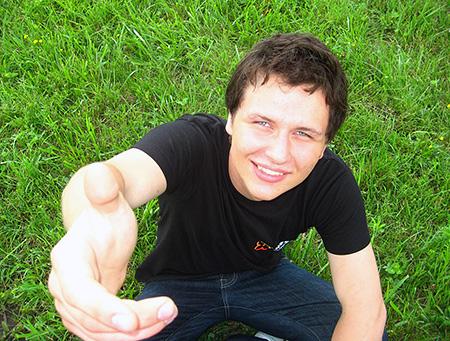 Встречайте, знакомьтесь - Андрей Аронский. Редактор открытого каталога DMOZ.