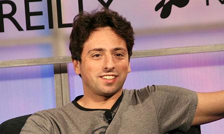 Основатель Google: Сергей Брин (Sergey Brin)