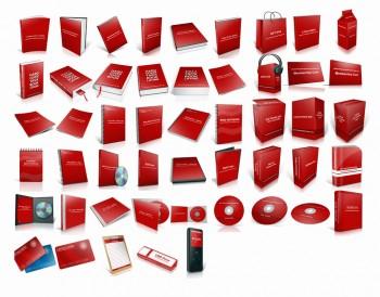 В архиве 50 экшенов для фотошоп! по созданию обложек и боксов на любой вкус и цвет :)