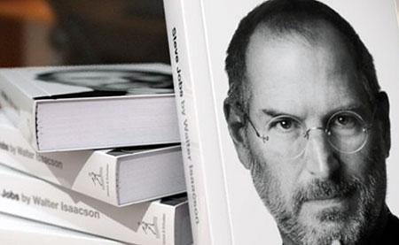 """Книга """"Стив Джобс. Биография"""""""