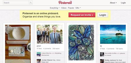 Pinterest созрел для русификации