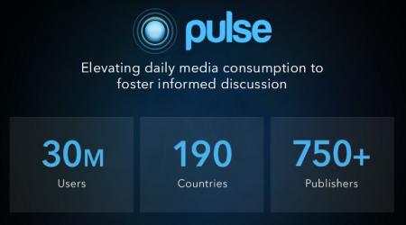 Новостной агрегатор Pulse продан LinkedIn