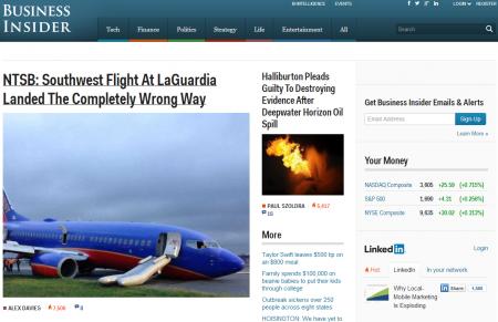 Business Insider — проверенная информация о событиях в мире бизнеса