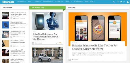 Mashable — все новости Сети