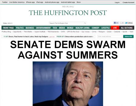 The Huffington Post — всеобовсем