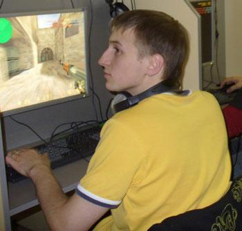 Александр Овсянников: 8 лет занимался киберспортом