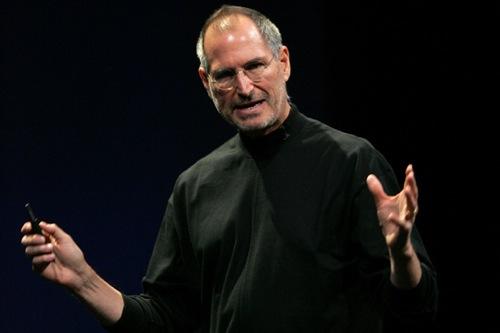 Стив Джобс обрушился с критикой на Google и Adobe