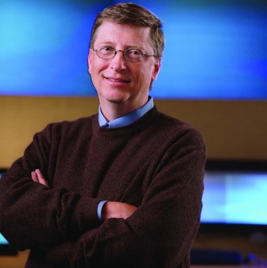 Билл Гейтс ведет аккаунт в Твиттере