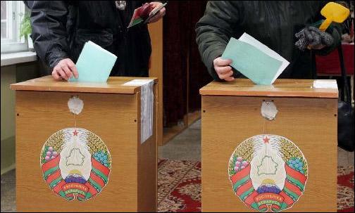 Кандидаты в президенты Республики Беларусь теперь и в социальных сетях, а также Байнете