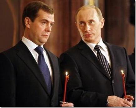 Несуществующий в действительности блог Путина занял второе место по популярности