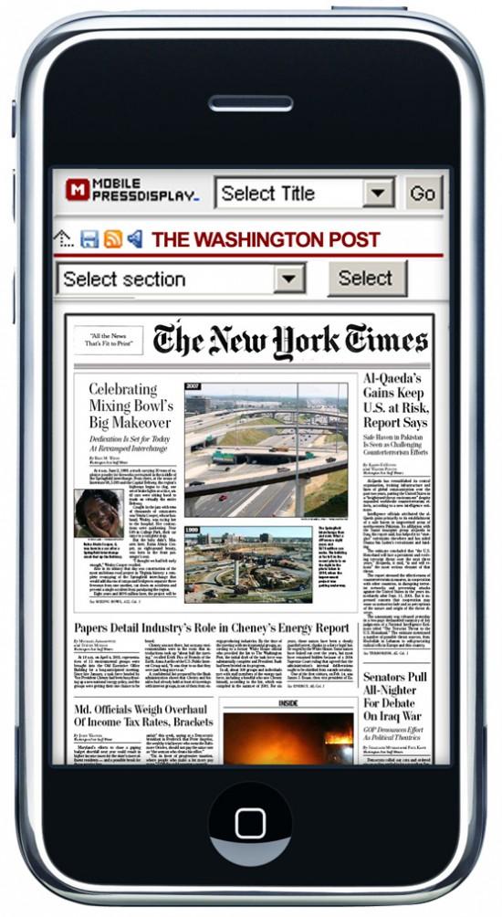 The New York Times планирует ввести абонплату за вход на сайт