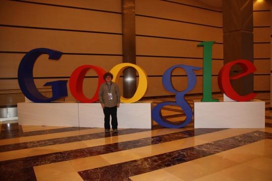 Традиционный ежегодный отчет от Google