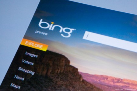 Microsoft Bing теперь и на экранах планшетов iPad