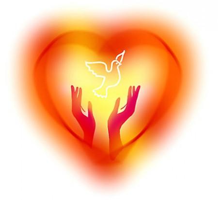 Зарядка от сердца