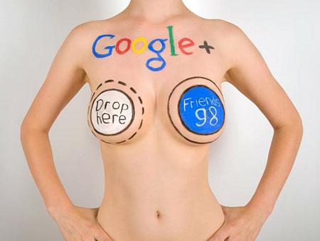 ������ ������� ���������� �������� � Google+?