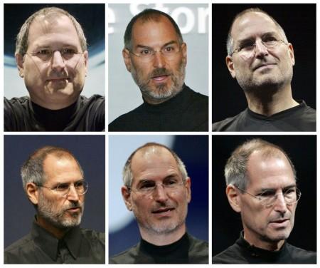 Стив Джобс с диагнозом редкой формы рака поджелудочной железы. 2003 год.