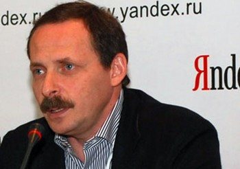 Аркадий Волож - основатель Яндекс.ру