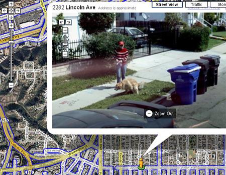В России вскоре стартует проект Google Street View