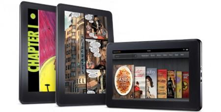 Амазон открыл виртуальную библиотеку для владельцев Kindle