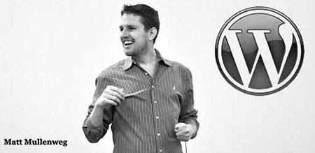 Биография создателя WordPress Мэтью Мулленвега