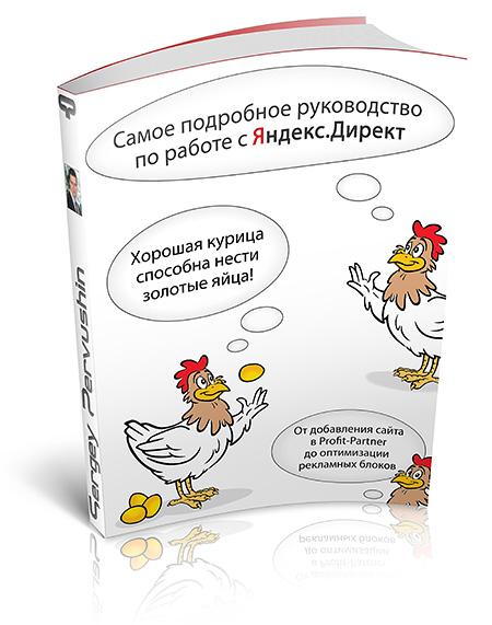 Мощное руководство по работе с Яндекс.Директ