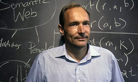 Создатель World Wide Web - Сэр Тим Бернерс-Ли