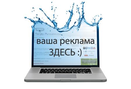 Реклама на pervushin.com