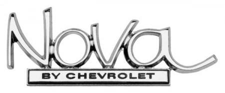General Motors: «Nova» (автомобиль Chevrolet Nova)