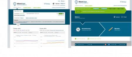 Сервис автоматического продвижения сайтов Wizard.Sape упростил свой интерфейс